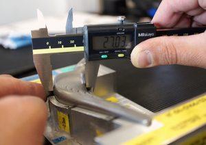 manual tool - dimensional checks