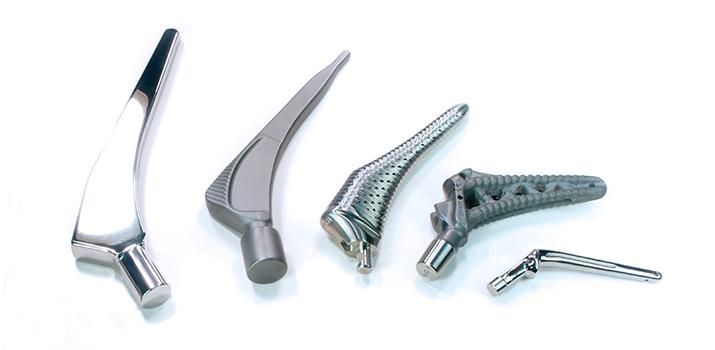 prothèses médicales - FORGINAL medical