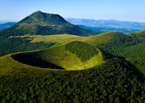 Mountain ranges - Auvergne