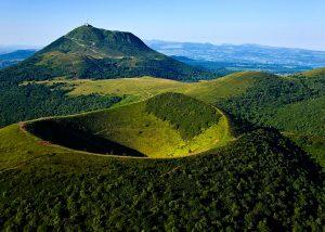 Mountain ranges - Auvergne
